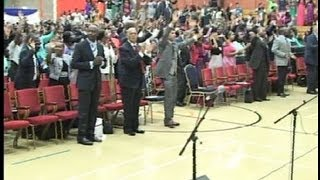 PRAISE & WORSHIP AT HALIFAX CONVENTION 24-08-2013