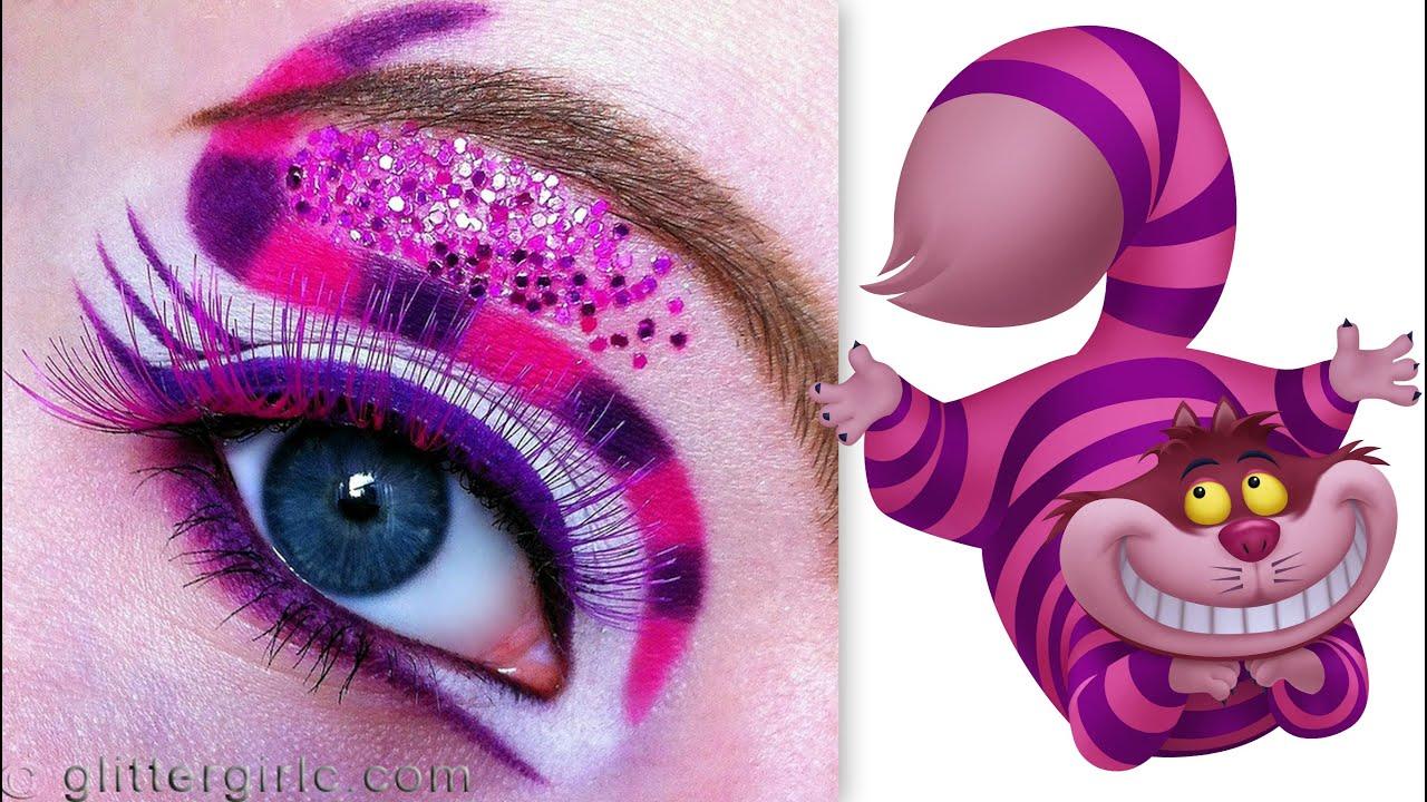 Cheshire Cat Makeup Tutorial!