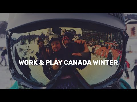 CANADA WORKING HOLIDAY WINTER