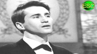 ESC 1964 15 - Belgium - Robert Cogoi - Près De Ma Rivière