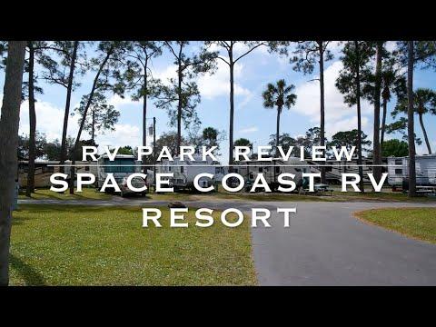 Space Coast Encore RV Resort Florida | Winter in Florida.