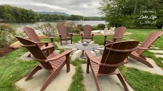 Landscaping Lake Life: Lake Winnipesaukee Waterfront Remodel