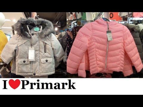 Primark Kids Coats \u0026 Boots Winter 2019