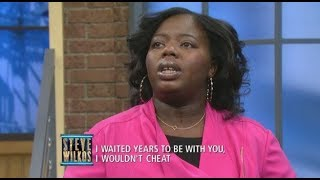 Wash Neesha Really Faithful? (The Steve Wilkos Show)