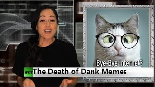How the EU and Congress are trying to kill your dank memes