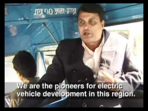 electric cars in nepal