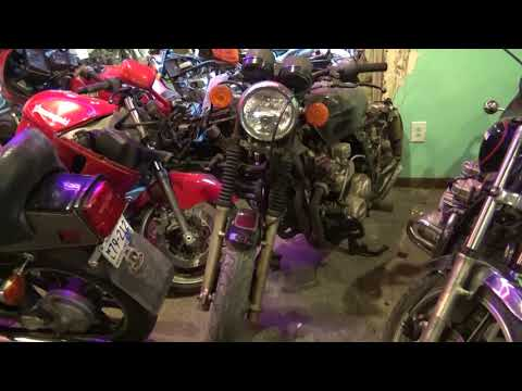 Minnesota tinkerer selling off 500-plus motorcycles, dirt bikes and scooters