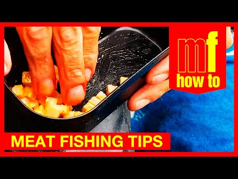 Fishing - Bait Tips - Meat Fishing