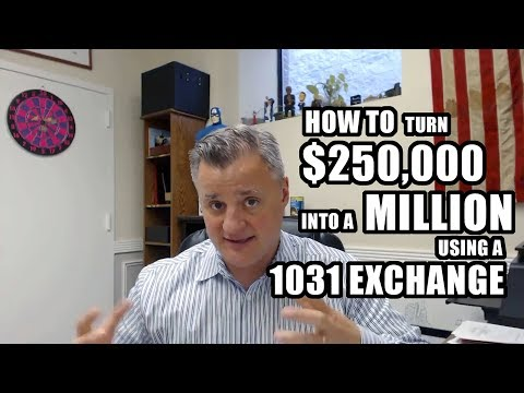 Turn $250,000 Into A Million Using A 1031 Exchange   MM 073 With Matt Faircloth