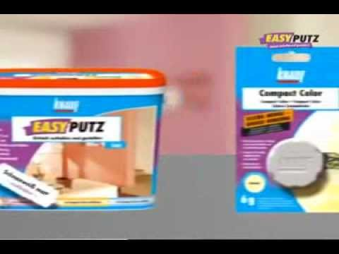 knauf easyputz youtube. Black Bedroom Furniture Sets. Home Design Ideas