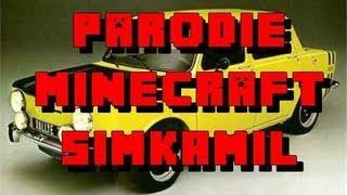 parodie minecraft la simkamil