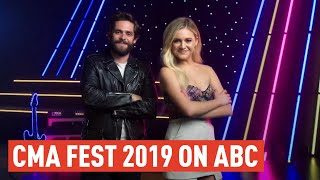 CMA Fest 2019: The Music Event of Summer on ABC