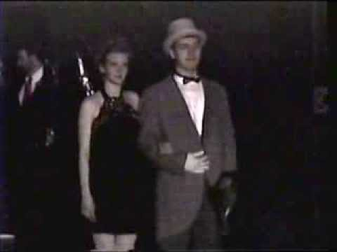 Peabody High School Prom Project Graduation 1996 Trenton Tn