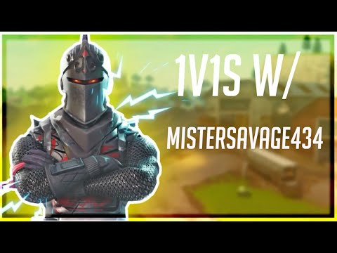 Retarded 1v1s with mistersavage434 - Fortnite Creative