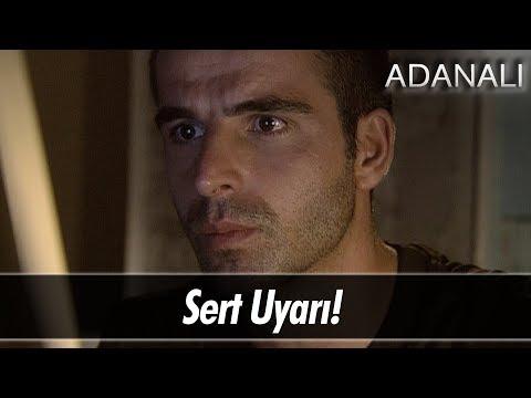 Maraz Ali'den Sert Uyarı! - Adanalı