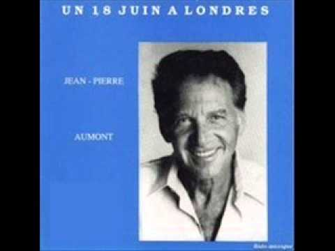 Jean-Pierre Aumont - Un 18 juin à Londres (1990)