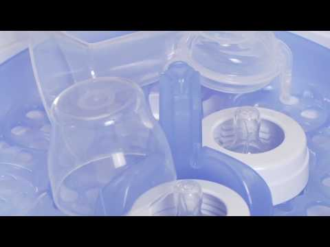 Avent Natural Microwave Steriliser