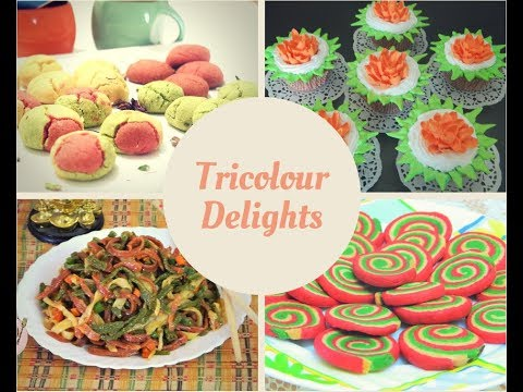 Tricolour Delights | Republic Day Special - By Food Connection