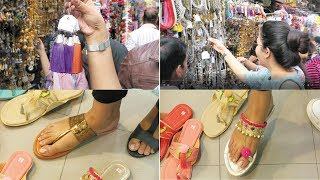 Esplanade kolkata shopping vlog#22..lots of jewelry and footwear..INDIANGIRLCHANNEL TRISHA