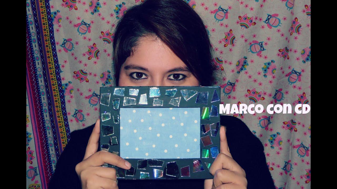 Marco para foto con cd regalo san valentin youtube - Album para san valentin ...