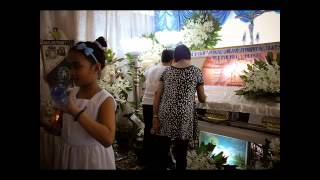tatay miguels funeral