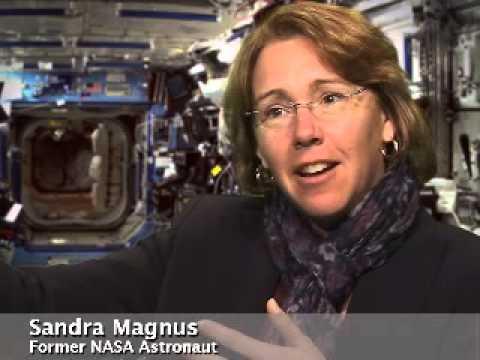 Sandra Magnus: Becoming An Astronaut