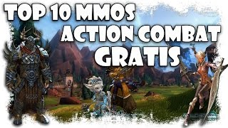 Lista Top Mejores MMO Action Combat Gratis | Juegos mmorpg gratis Non Target Free To Play