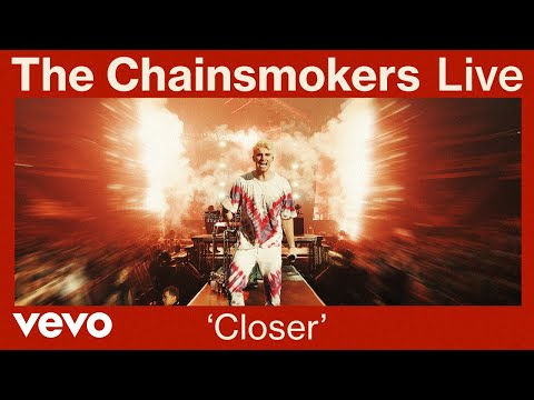 The Chainsmokers - Closer (Live From World War Joy Tour) | Vevo