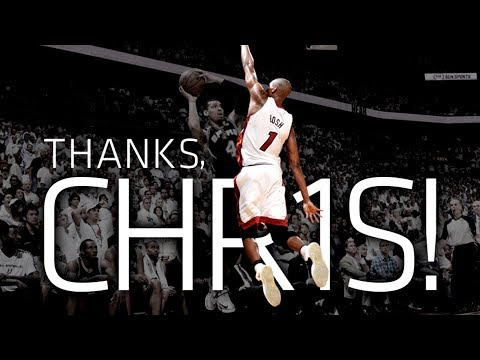 """UNBREAKABLE"" - Chris Bosh Miami Heat Tribute"