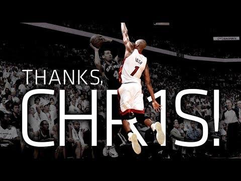"""UNBREAKABLE"" - Chris Bosh Miami Heat Tribute"