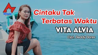 Download lagu Vita Alvia - Cintaku Tak Terbatas Waktu (DJ KOPLO) [OFFICIAL]