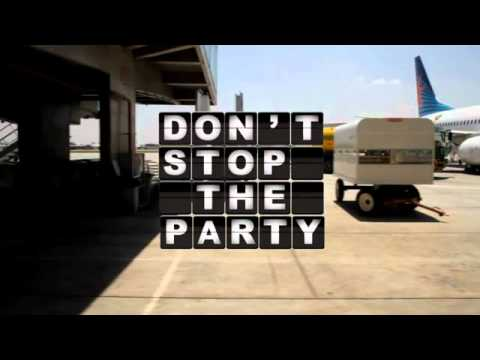 Black Eyed Peas - Don't Stop The Party Official Musik