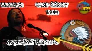 POZVÁNKA CAMP ŽIŽKOV