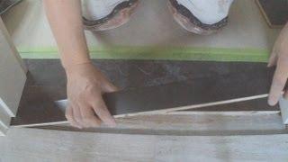 Transitioning Hardwood Flooring Between Rooms Part 2