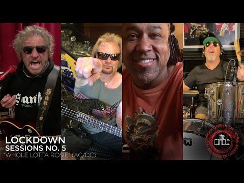 "Sammy Hagar & The Circle - AC/DC ""Whole Lotta Rosie"" (Lockdown Sessions No. 5)"