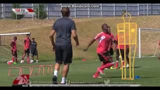 João Filipe, Florentino Luís, Mésaque Djú e Gedson Fernandes, estão de regresso aos treinos