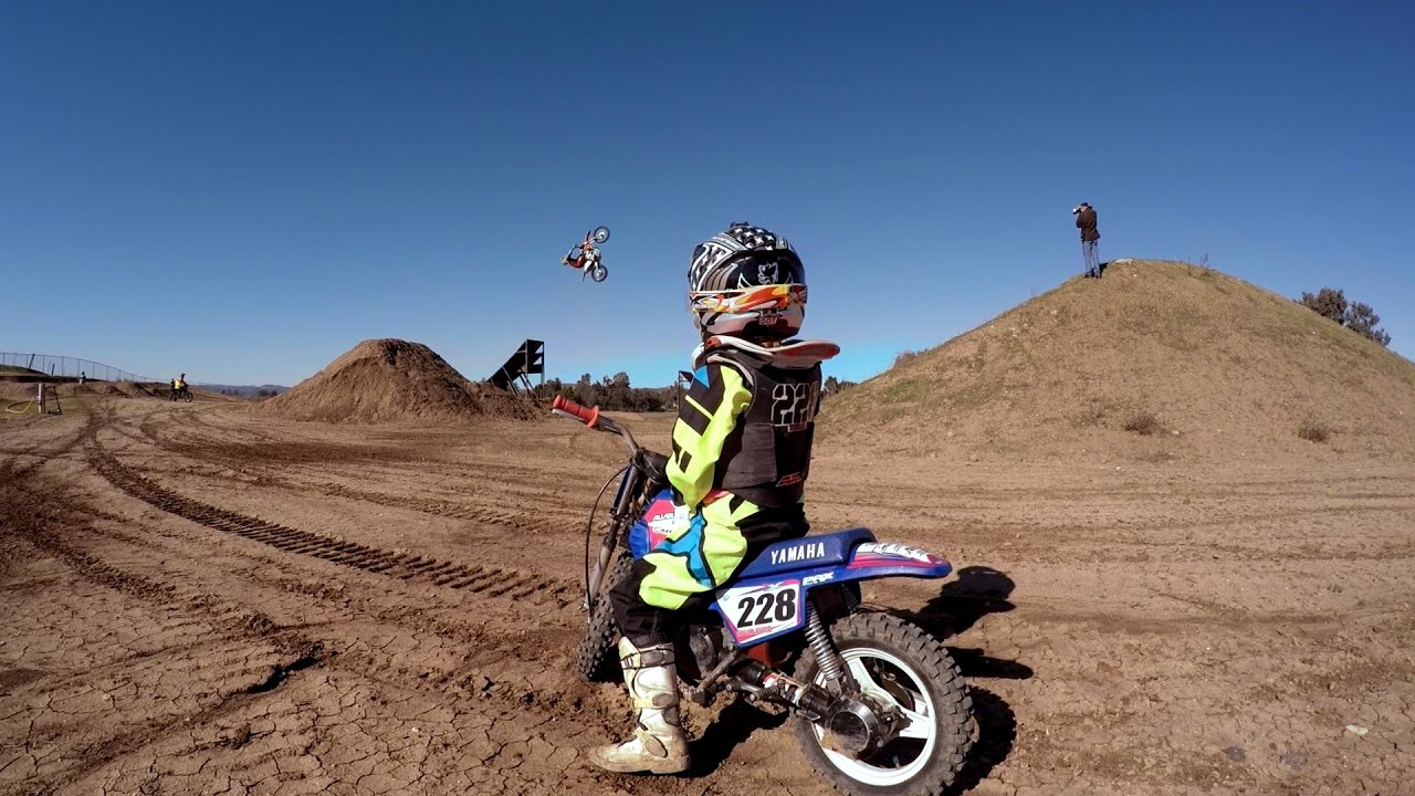 210c38b9c85 GoPro: 5 Year Old Moto Girl - Taylor Joyce - YouTube