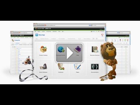 Урок 11 Формирование каталога фирм в YooTheme Zoo