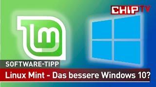 Linux Mint – Das bessere Windows 10? – Software-Tipp | CHIP