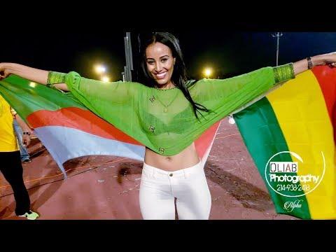 ESFNA 2018 (Ethiopian Tournament in Dallas, Texas) Miss Africa USA - Meron - By Alpha