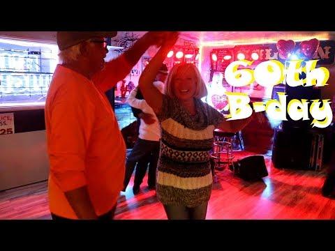 Caravan Carolyn Celebrates Her 60th Birthday