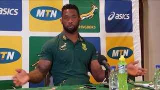 siyakolisi talks about the moment he heard he was springbok captain