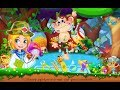 Jungle Doctor - Children Learn how to Care Jungle Animals - Education Game for Kids
