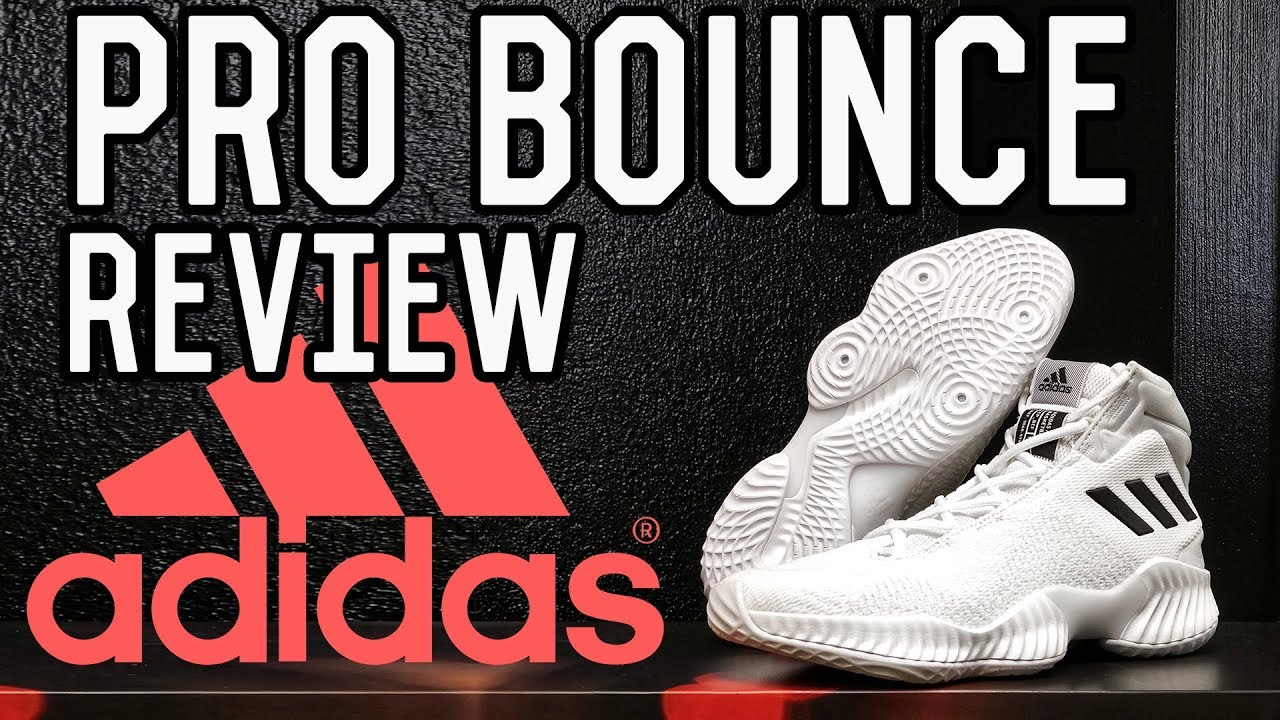 c4fe2c818 adidas Pro Bounce 2018 review