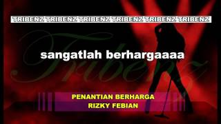 penantian berharga - Rizky febian karaoke HD