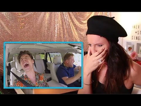 Vocal Coach REACTS to HARRY STYLES- CARPOOL