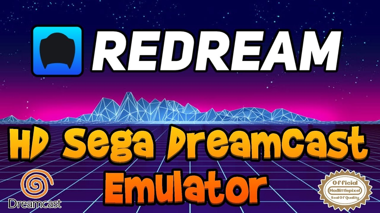 Redream HD Sega Dreamcast Emulator Overview - Simple & Easy To Use