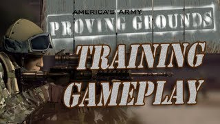 America's Army: Proving Grounds - Training Mission Gameplay