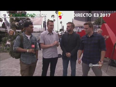 E3 2017 - Conferecia de Electronic Arts - Español