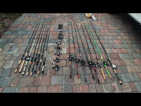 2019 Rod And Reel Arsenal